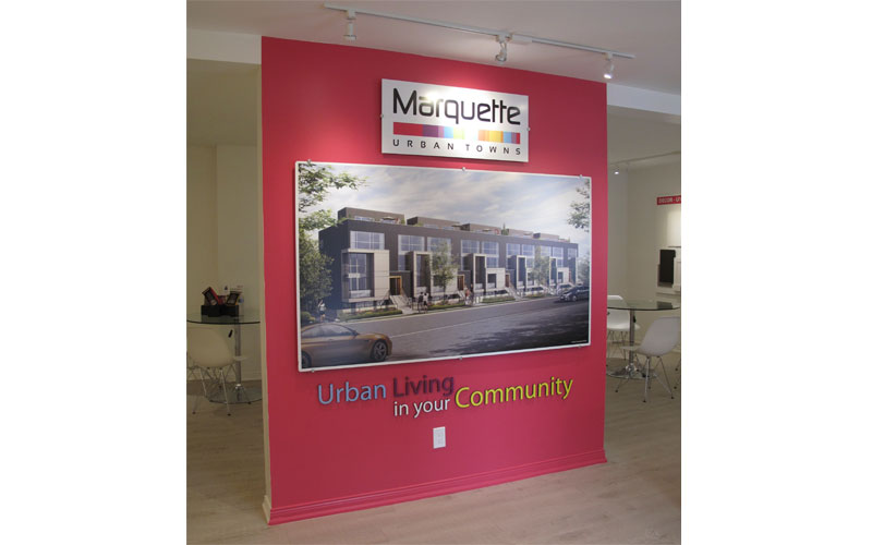 Marquette Sales Office